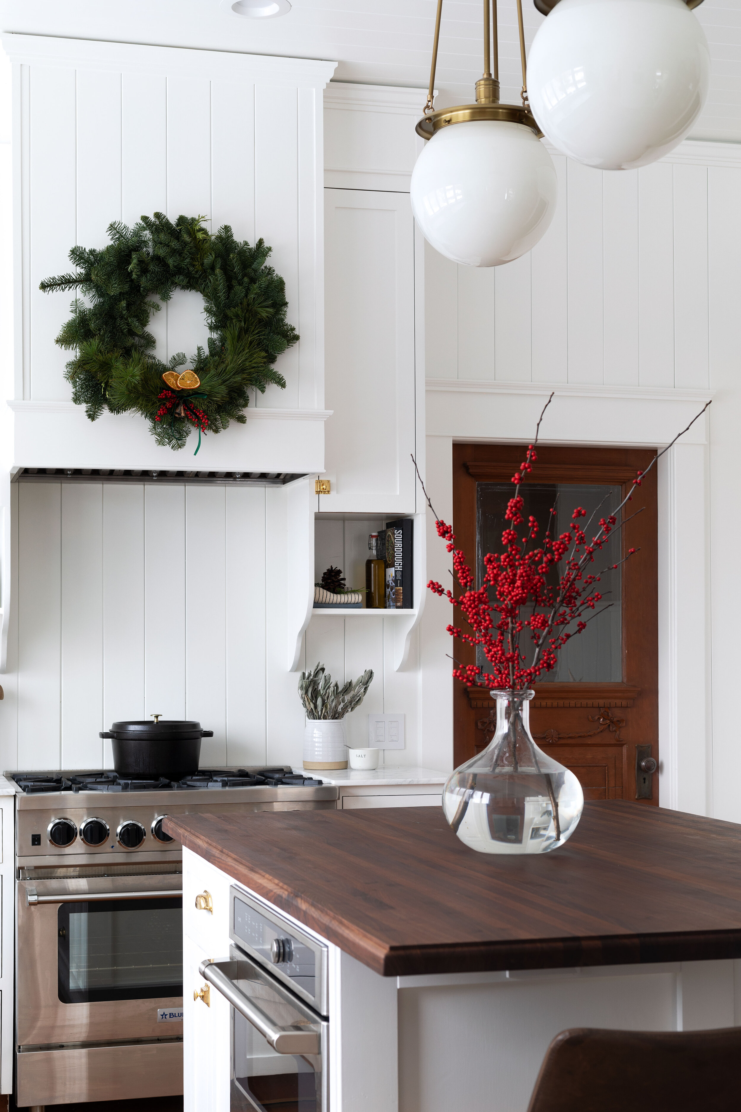 Our 2019 Holiday Home Tour The Grit And Polish