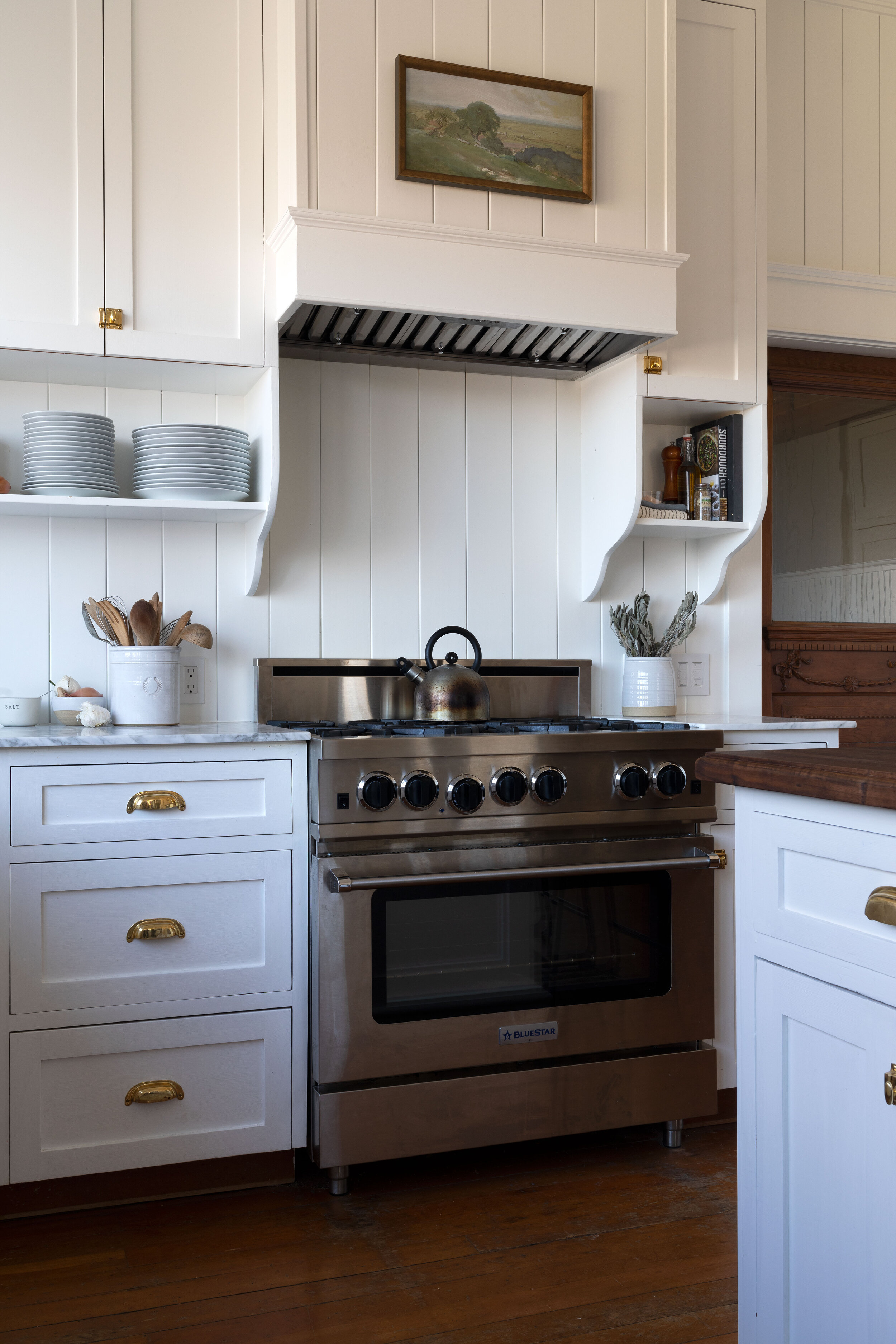 - Why We Added A Backsplash To Our Range (+ How The Paneling Is