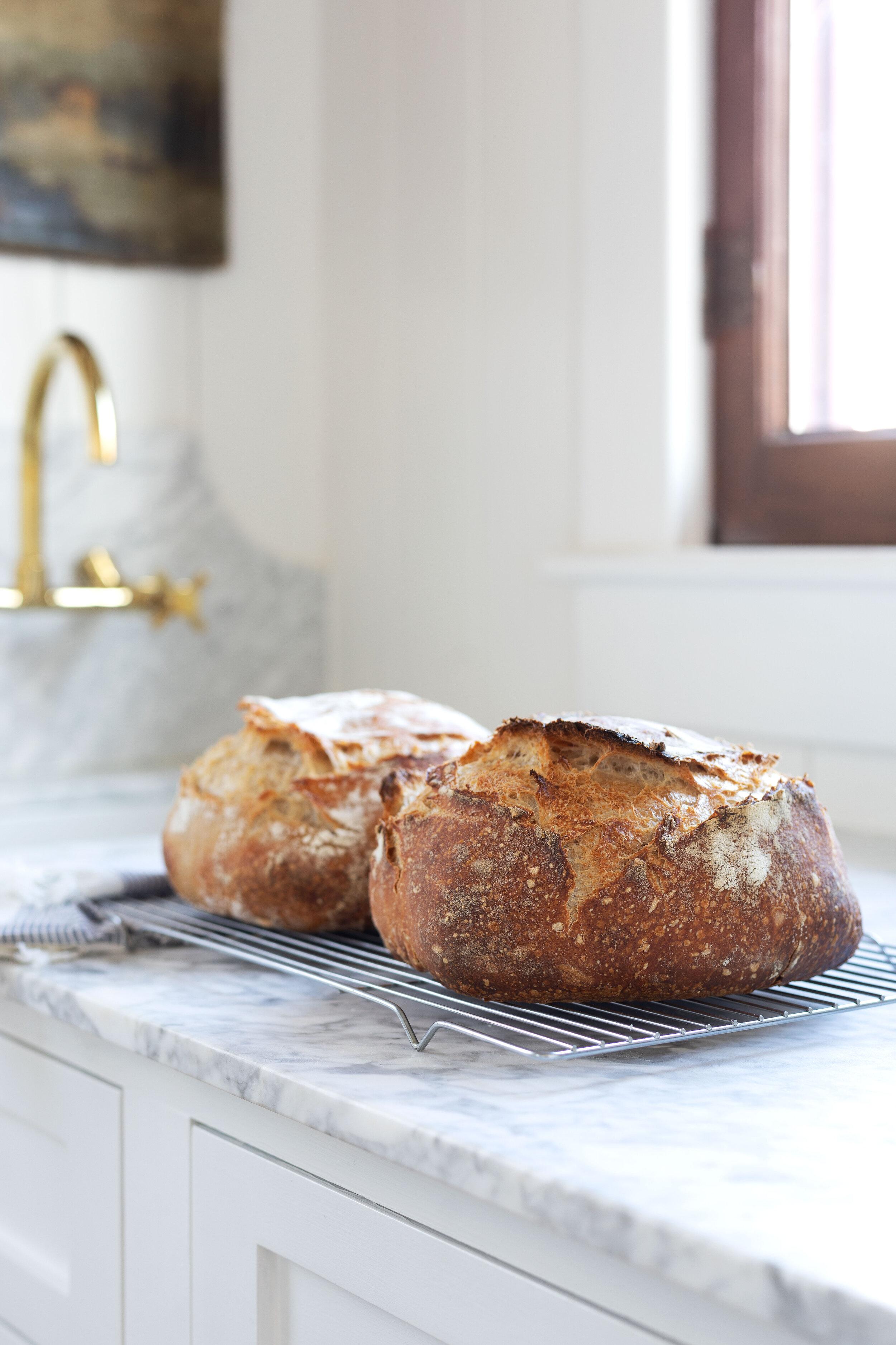 The Grit and Polish - Farmhouse Sourdough Bread 4