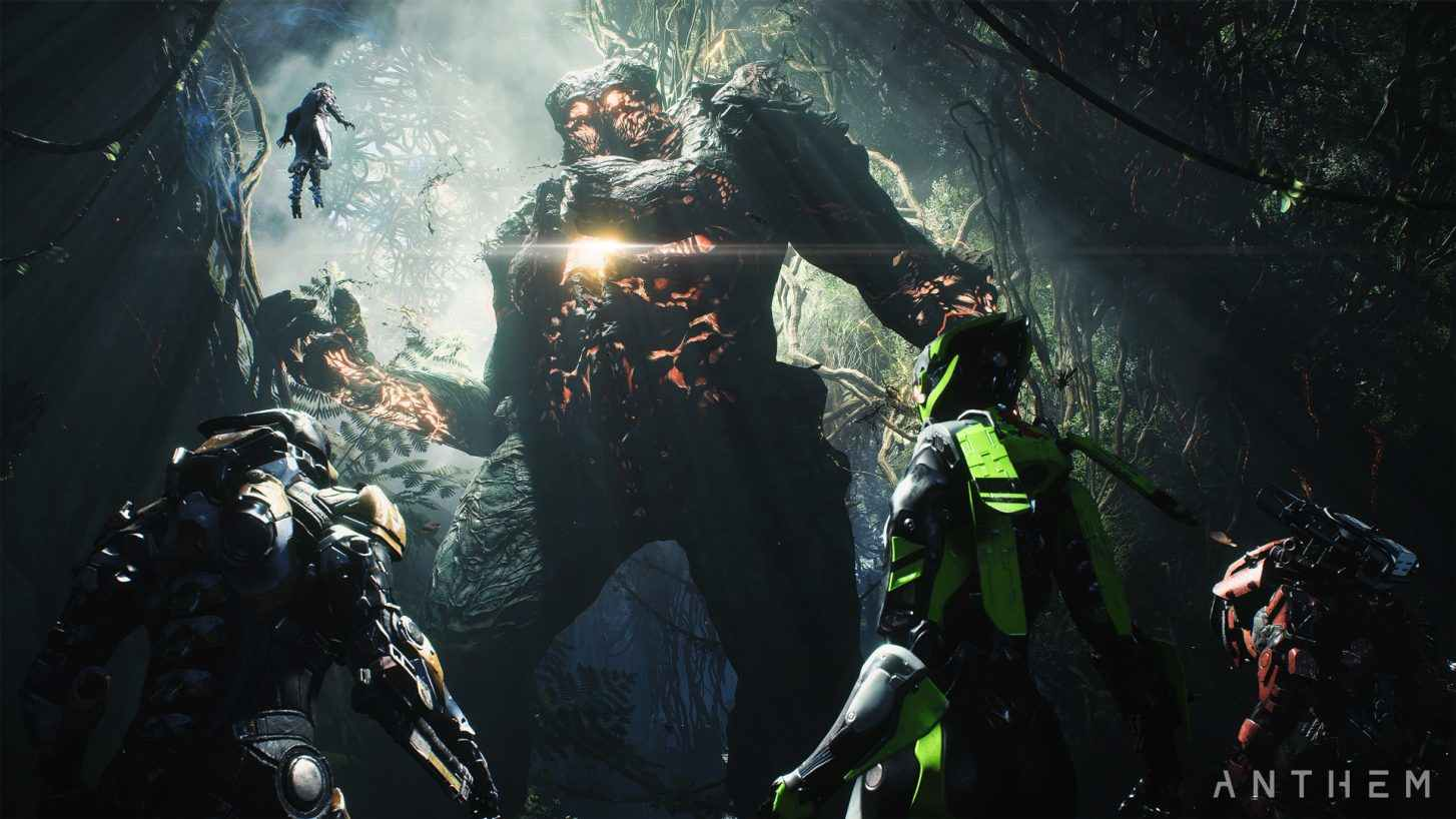 Anthem (2019) is a multiplayer action-adventure title, which was a new step for a company largely known for single player storytelling.