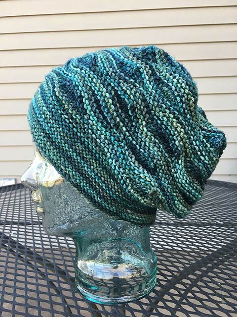 The Argus Hat  by  Cathy Weeks