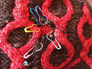 Double Knit Hat Side 2