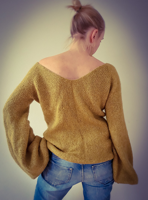 Roxy Sweater  by  Lille Larsen