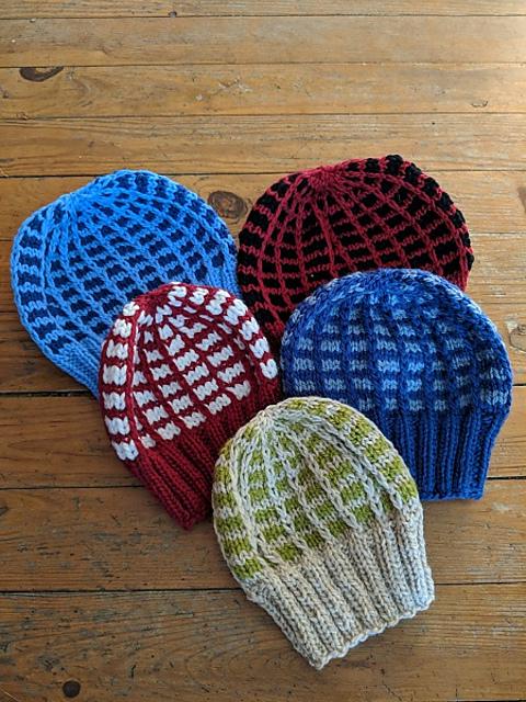 Rayas Hat  by  Stana D. Sortor