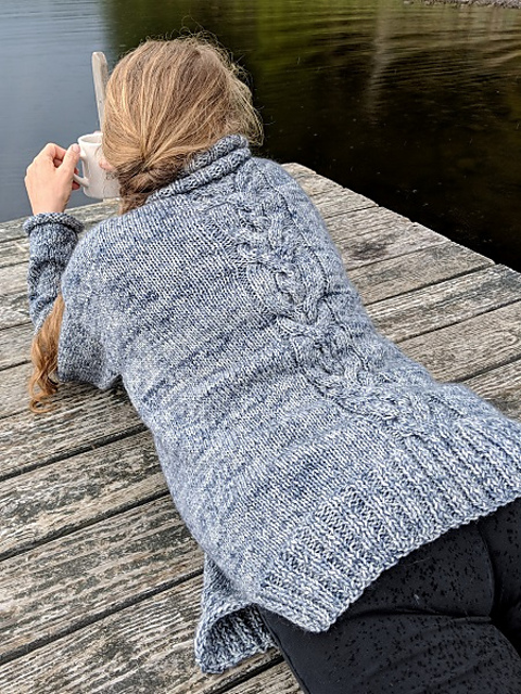 Voyager Sweater  by  Stana D.Sortor