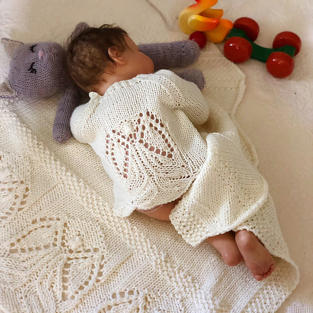 Angels Around Me Sweater  by  Betty Fay Wallace