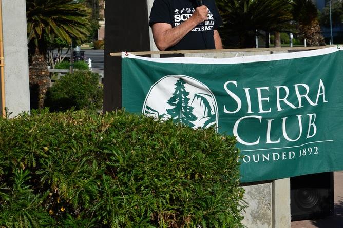 As might The Sierra Club!?