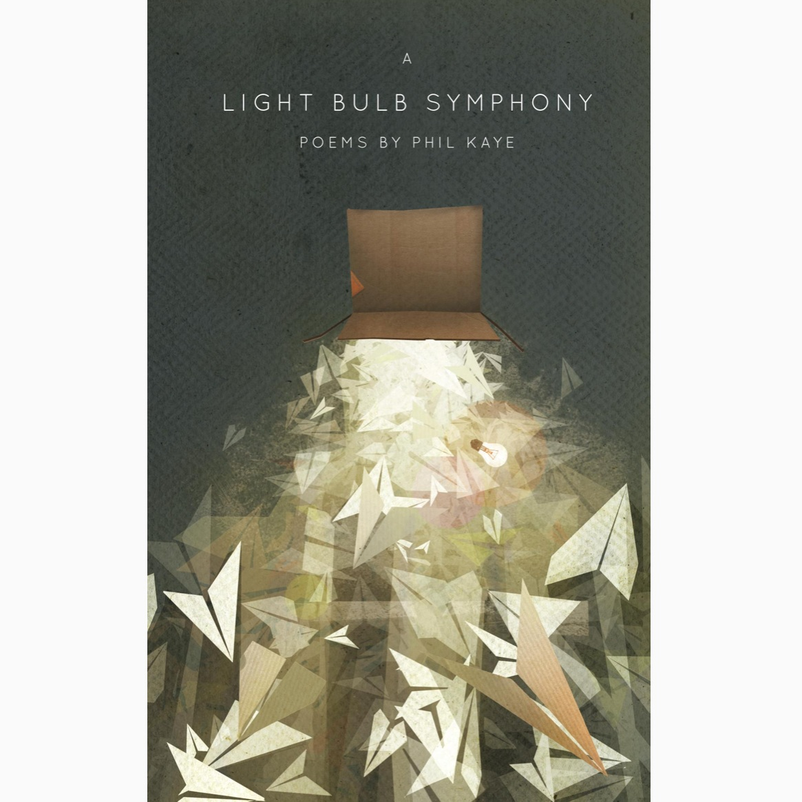 A Light Bulb Symphony  - Phil Kaye    Learn more and purchase