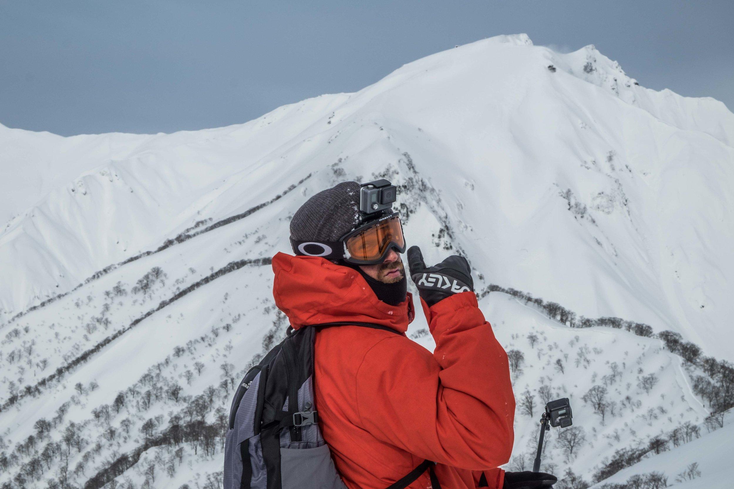 Life in White Adventures Japón nieve