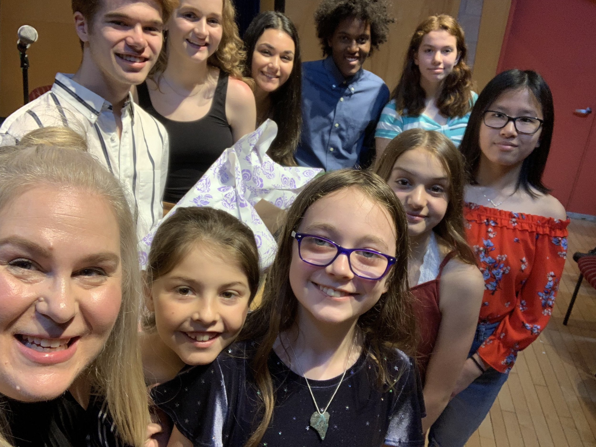 Youth Group Singing Classes - … there are few things more important than connection with peers with the same interests.Bring your kids to Nusong to connect with each other, build confidence and vocal skill in a supportive and positive environment, one note at a time!