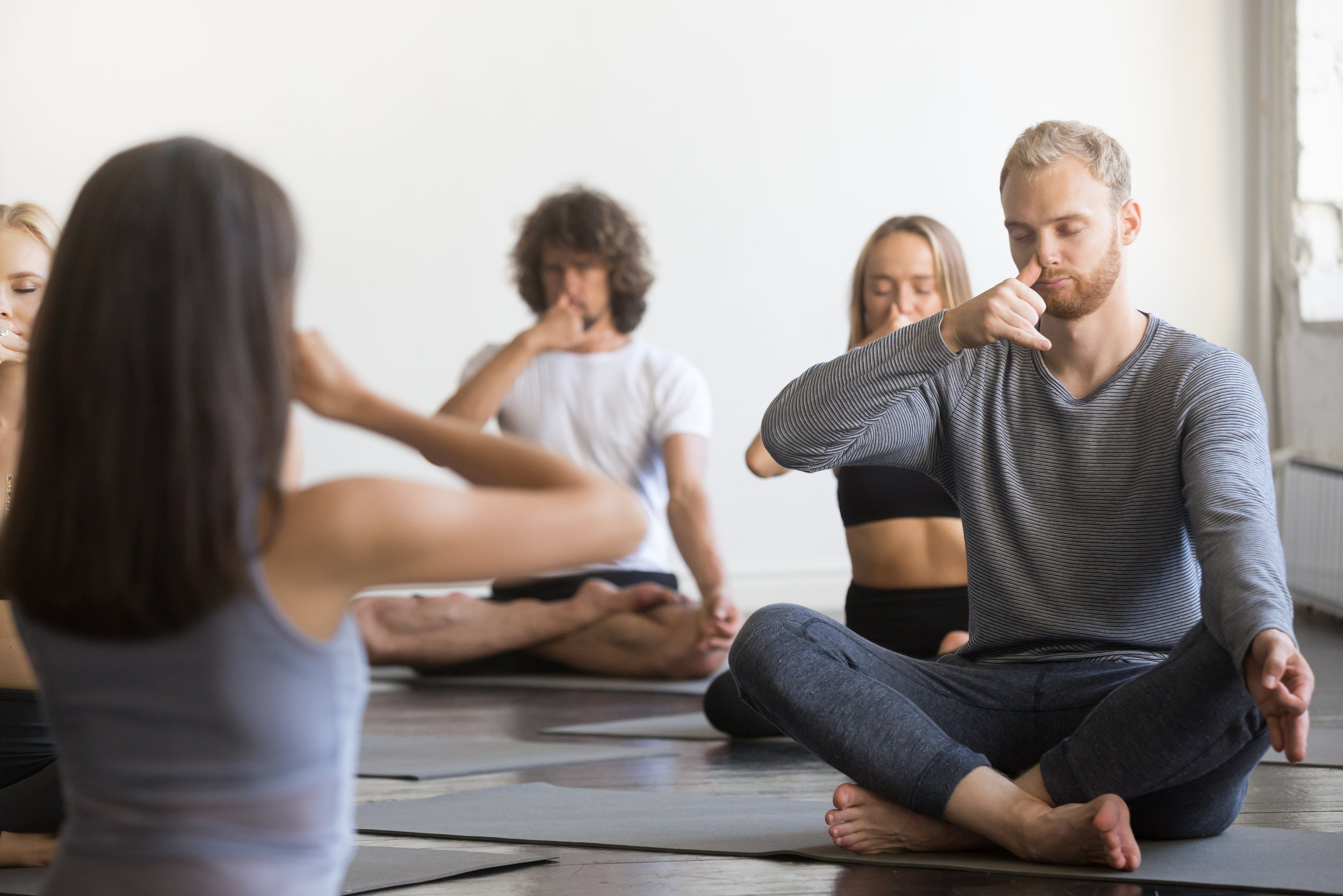 Yoga For Depression - Workshop with Kate McReynolds LMHC
