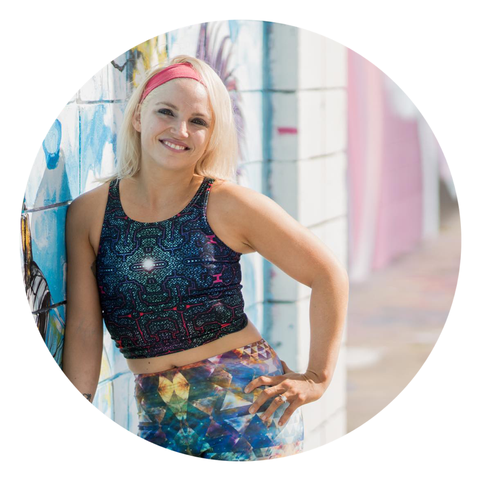 Kelsey - Kelsey Evans Amalu is an experienced yoga instructor. She has been teaching yoga since 2014 and is currently completing her PH.d in mindfulness studies at UCF. Kelsey will be Co-teaching the Mindfulness & Meditation portion of this training.