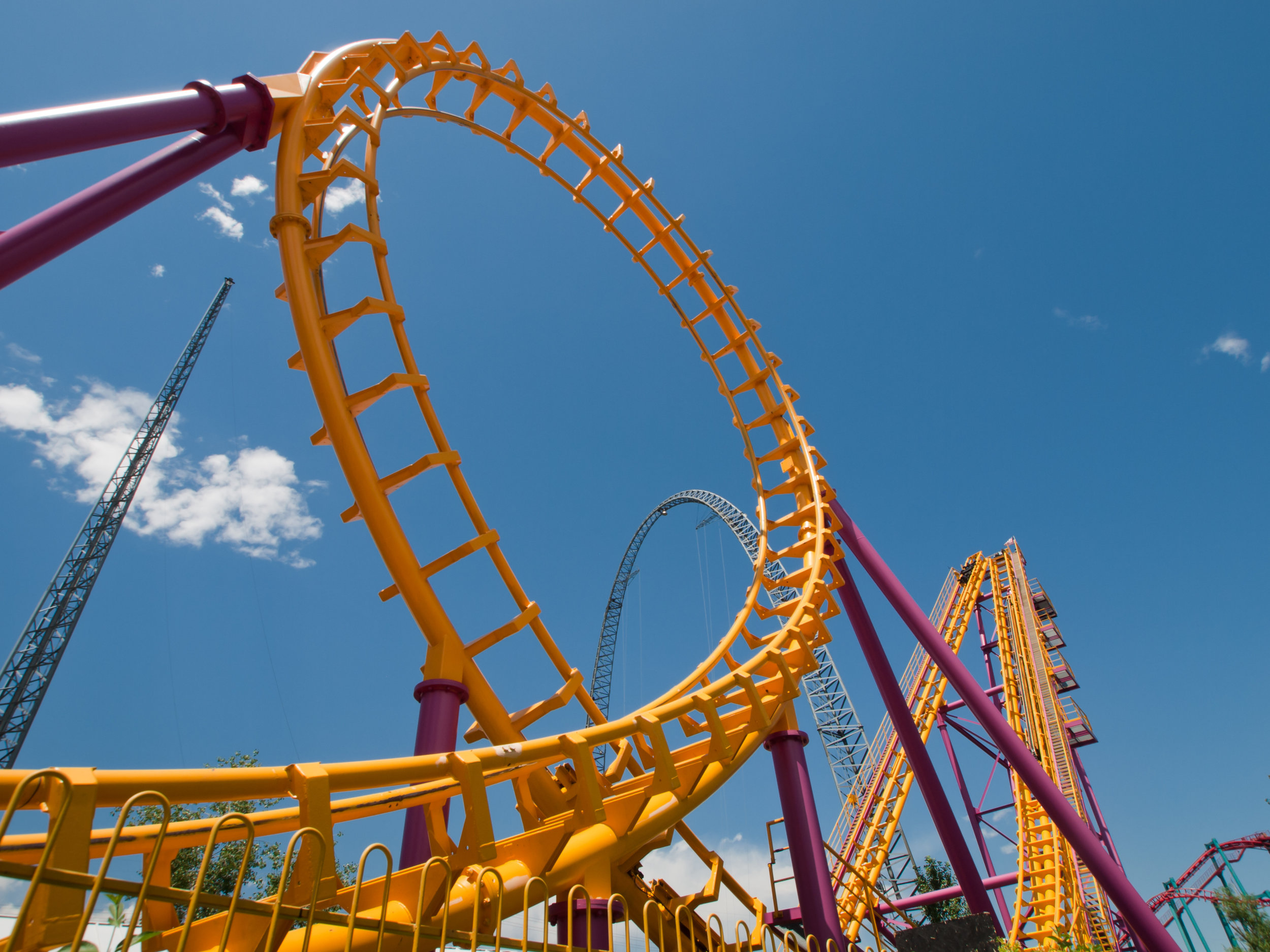 Amusement Parks & Devices - WeldsFasteners & Bolt ConnectionsChain & Wire Rope