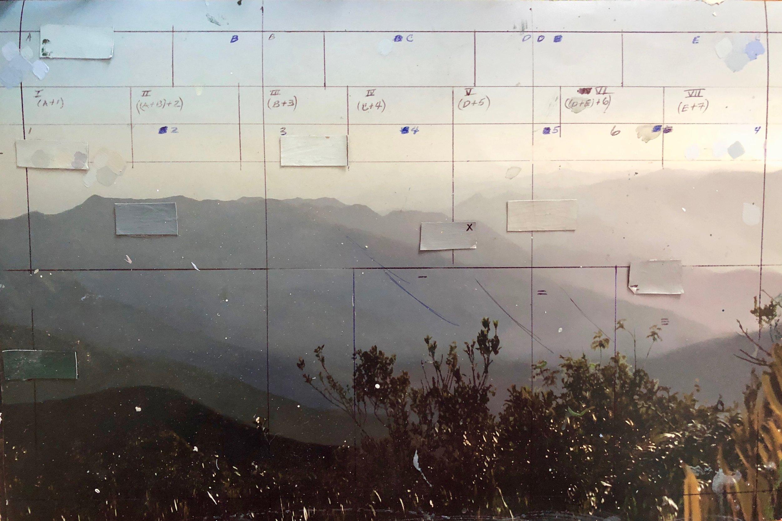 Figure 5:  Amanecer en El Pico Turquino,  reference image 2