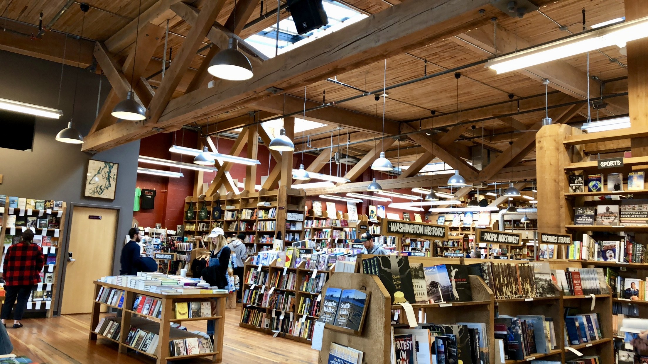 Elliott Bay Book Co. -