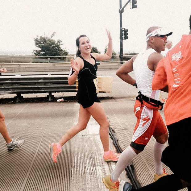 I was a runner before I blew out my knees ::crylaughcry::