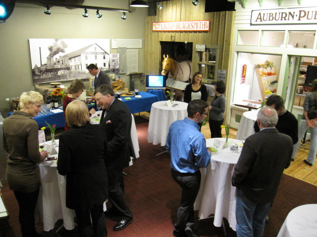 Facility Rentals - Have your next event at the Museum!