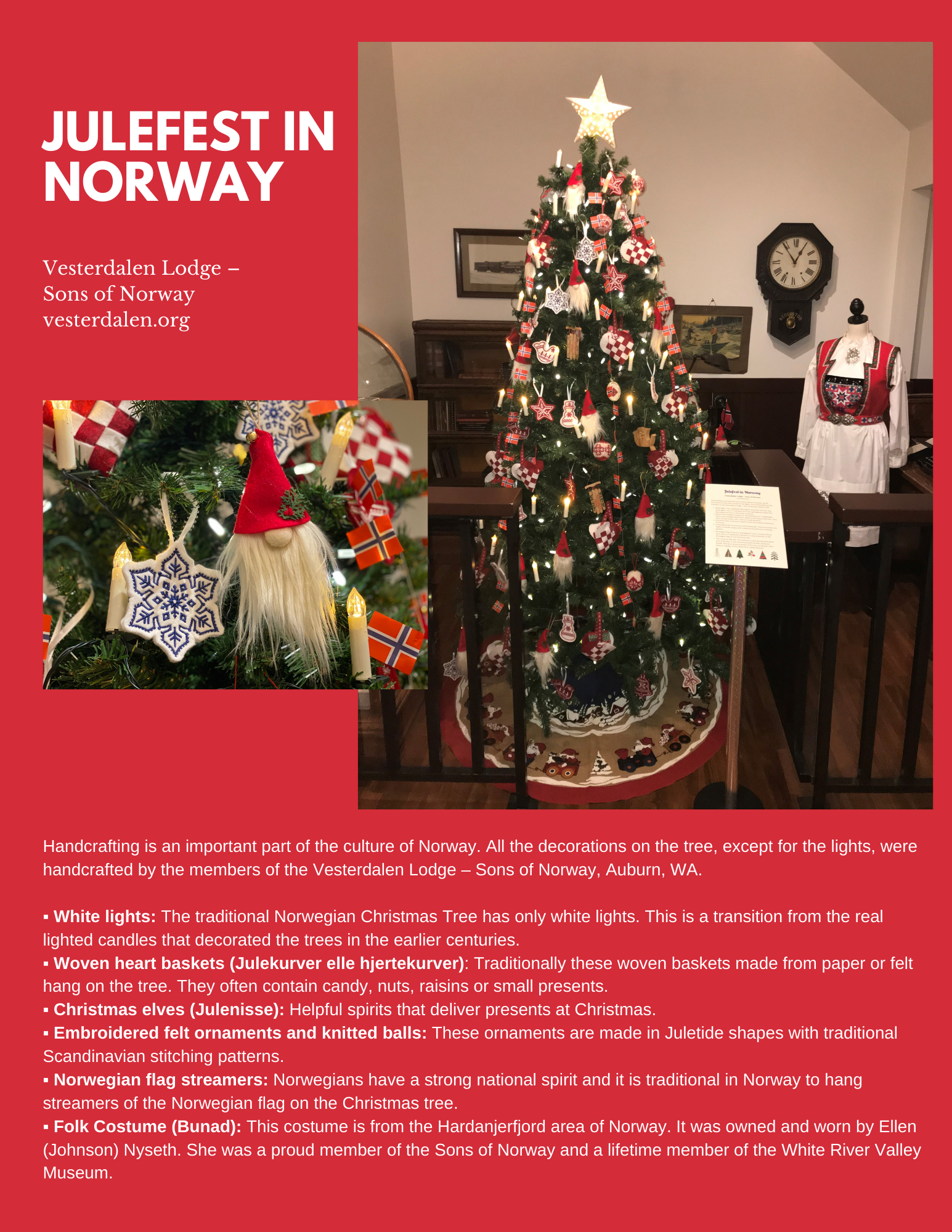 Auburn Christmas Events 2021 Festival Of Trees A Celebration Of Community And Culture White River Valley Museum