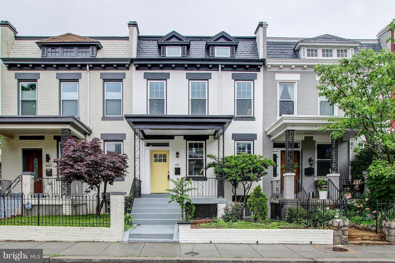 445 Kenyon St. NW - $847,000