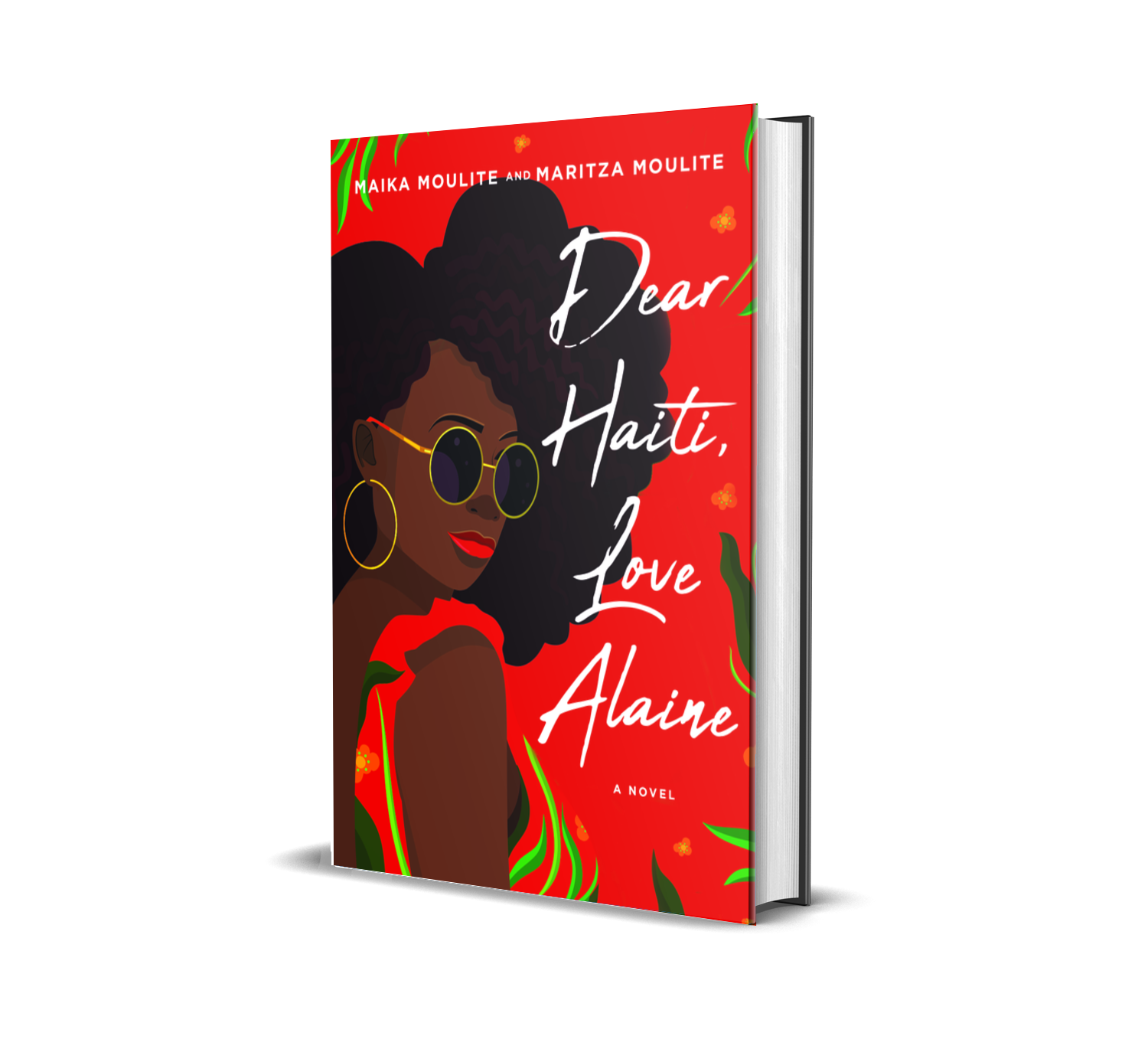 Dear Haiti, Love Alaine - Cover Book Form.png
