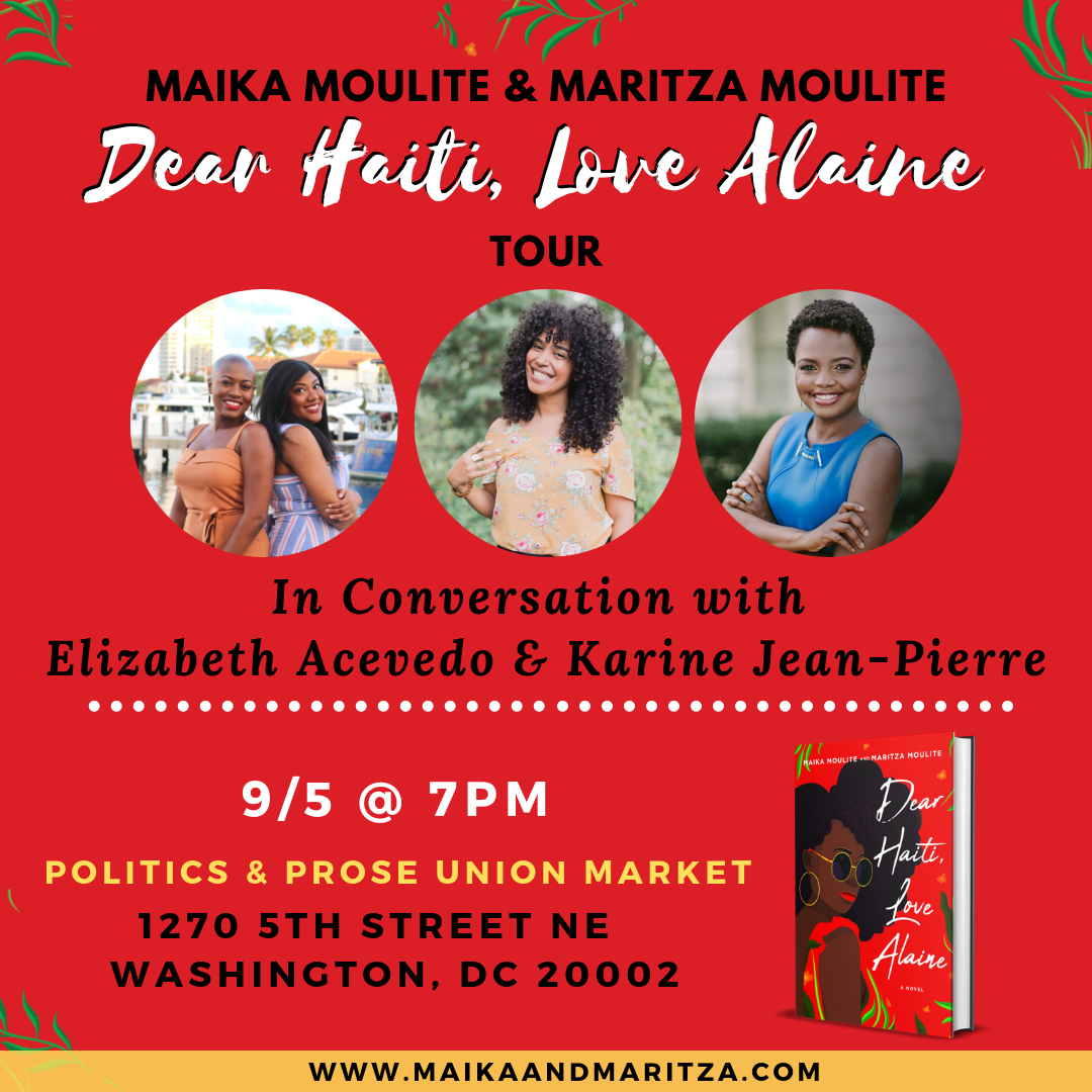 Dear Haiti, Love Alaine Book Tour: Washington, DC.png
