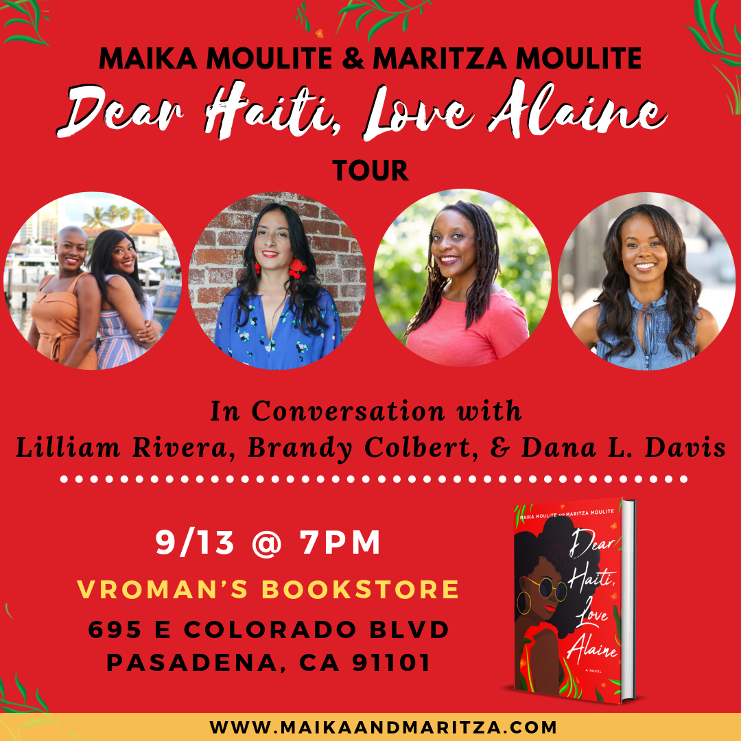 Dear Haiti, Love Alaine Book Tour: Los, Angeles - Stop #1.png