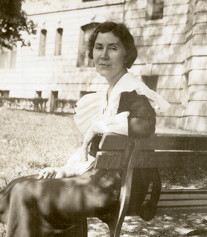 Mary Scott Skinker  was  Rachel Carson 's lifelong mentor.