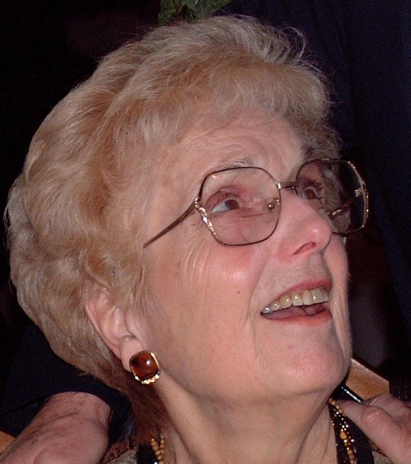 Betty Scheide earned her undergraduate degree at Pennsylvania College.