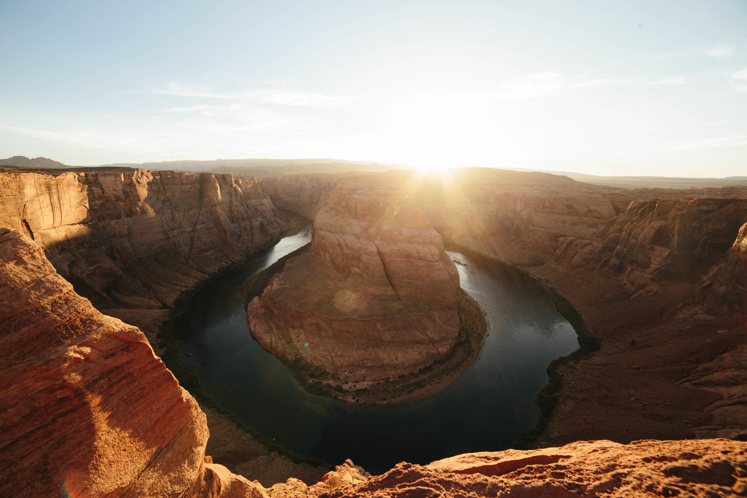 Horseshhoe Bend - Page, Arizona