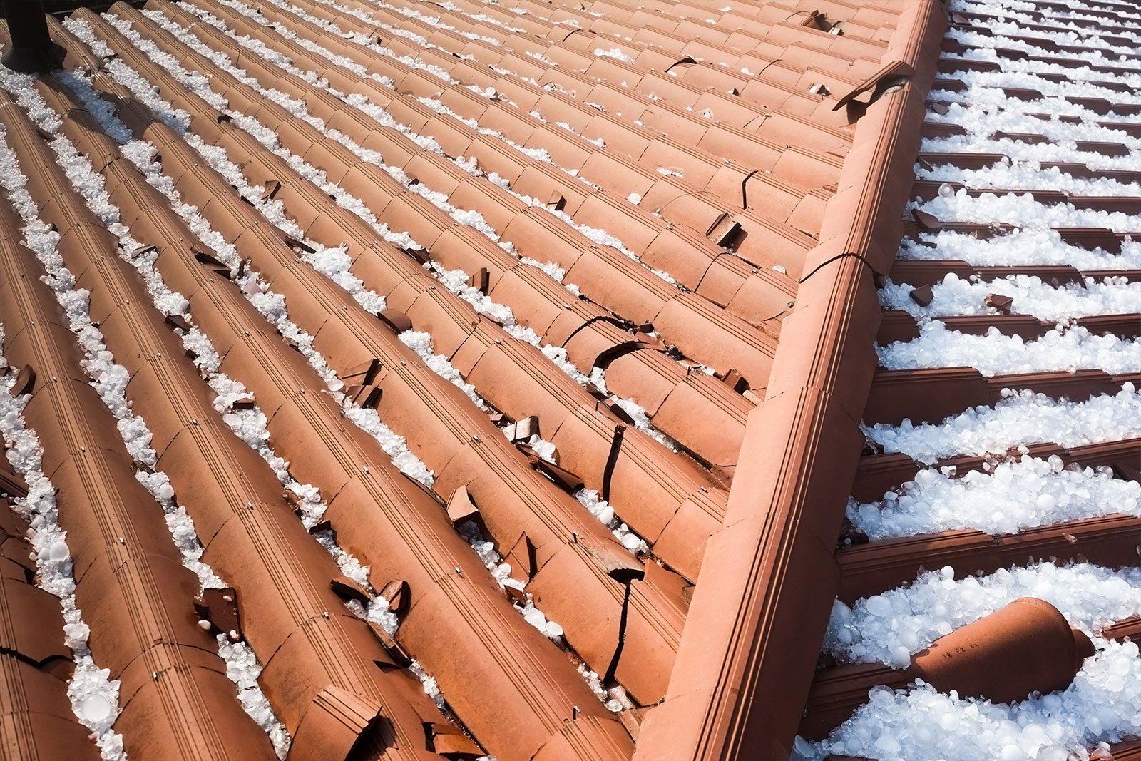 HAIL AND SNOW STORM REPAIR LEADS