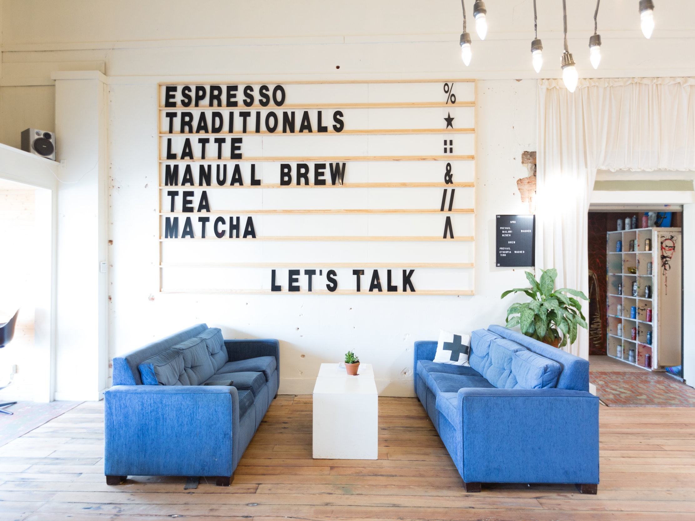 Sidetrack Coffee - Opelika, Alabama