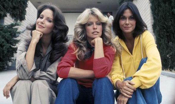 Charlies Angels, circa 1976