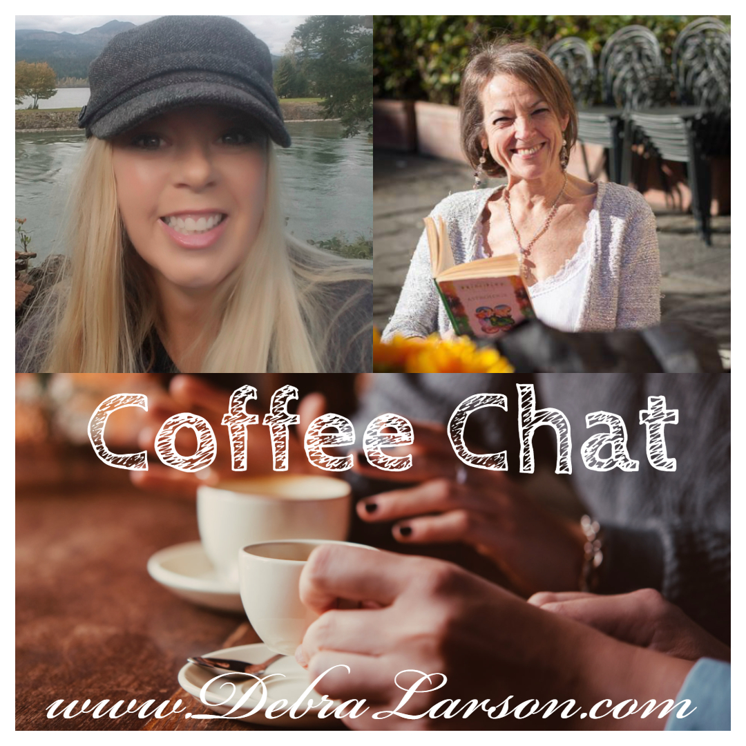 Coffee Chat with Martha Clarke  Simply Empowered Complimentary Facebook Group: facebook.com/groups/simplyempowered