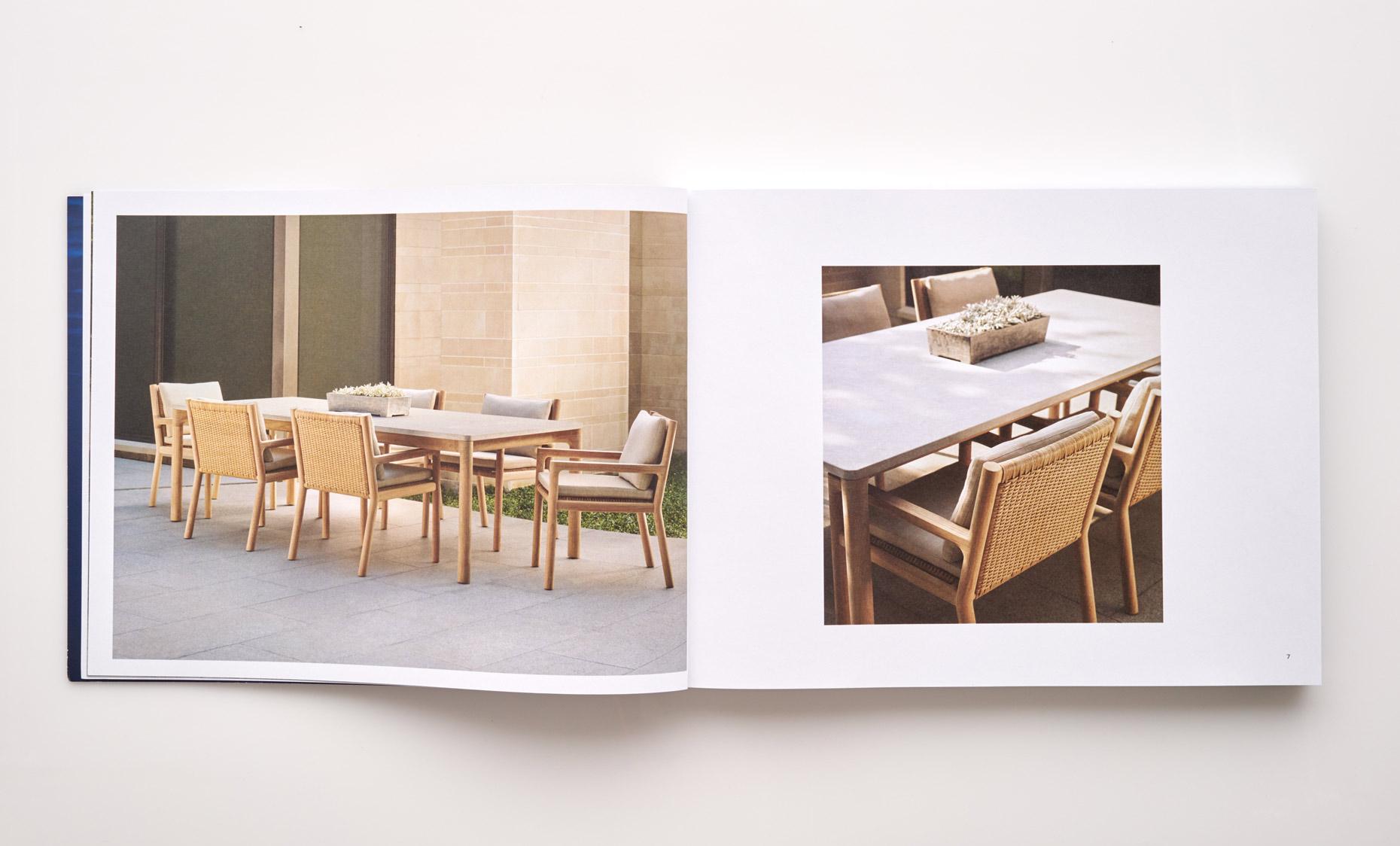 Stephen Karlisch Sutherland Furniture Franck Dining