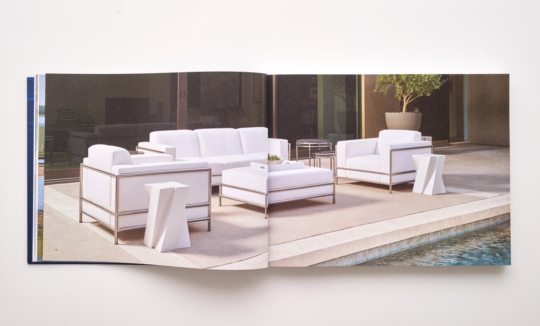Stephen Karlisch Sutherland Furniture Elipse Collection