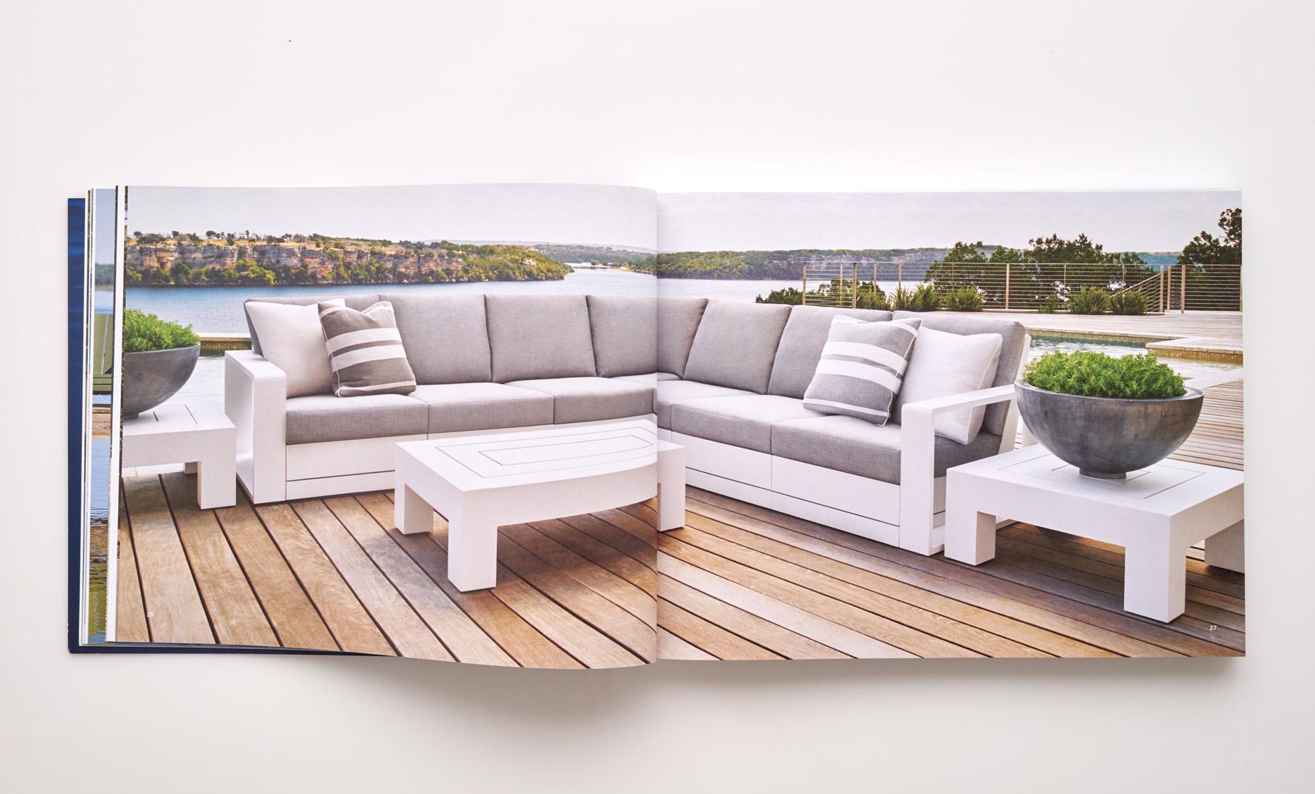 Stephen Karlisch Sutherland Furniture Beachside Sectional