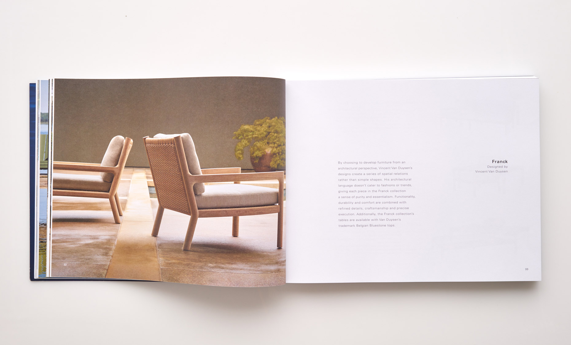Stephen Karlisch Sutherland Furniture Franck Lounge Chair