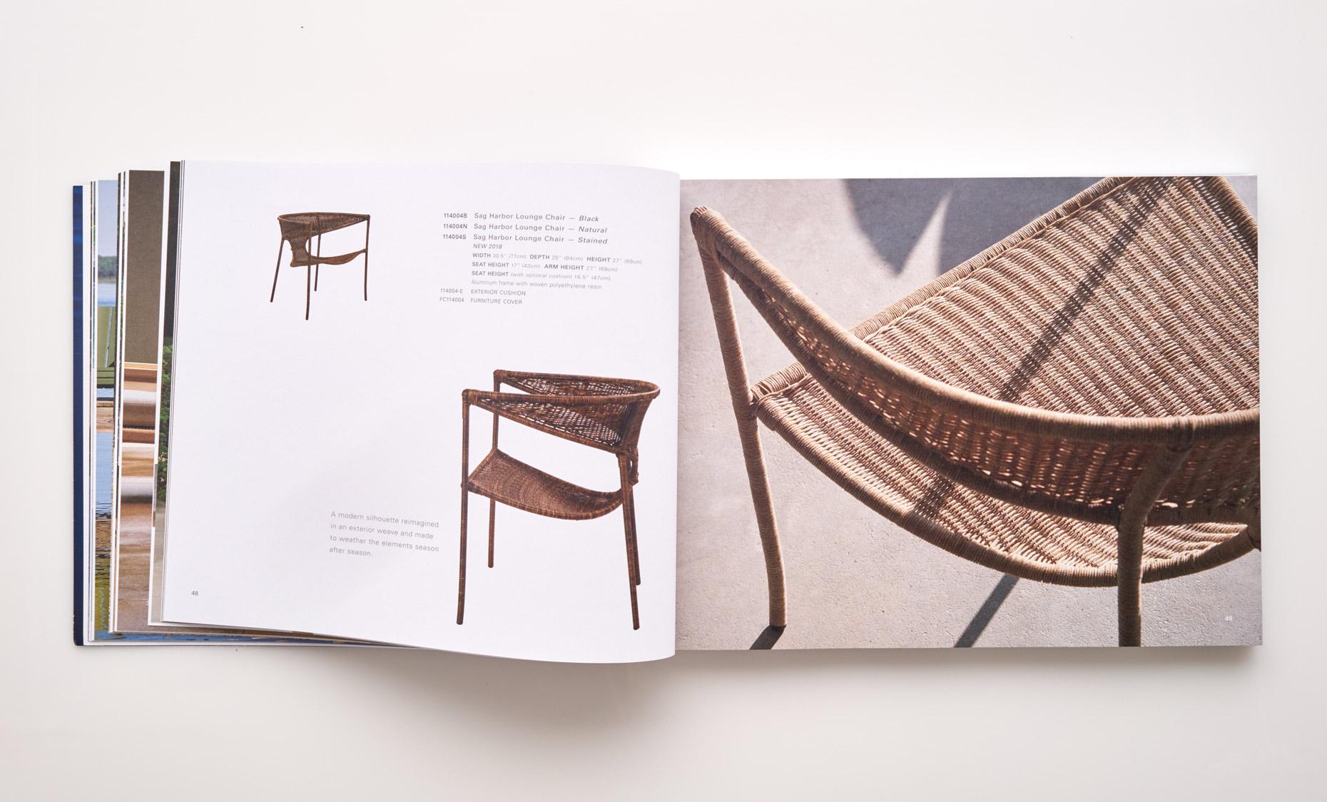 Stephen Karlisch Sutherland Furniture Sag Harbor Detail