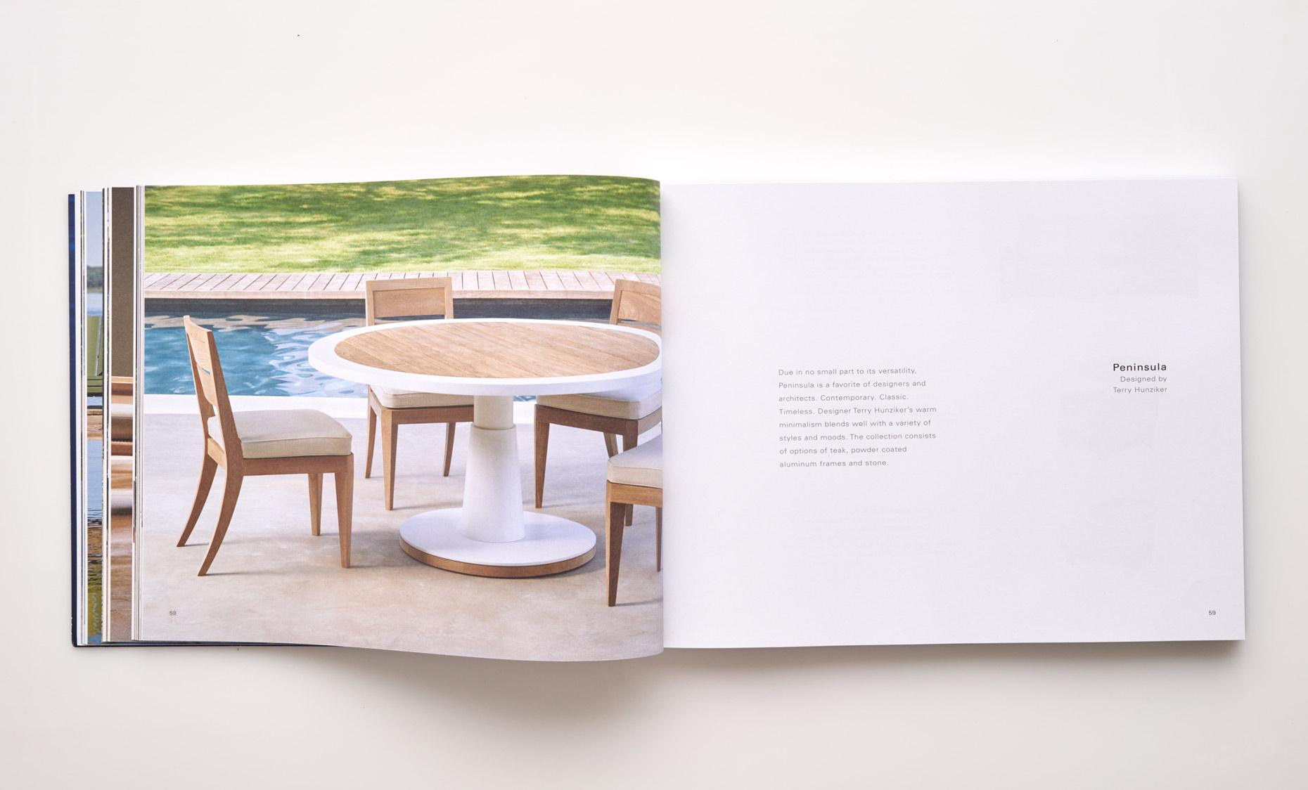 Stephen Karlisch Sutherland Furniture Hunt's Point Dining