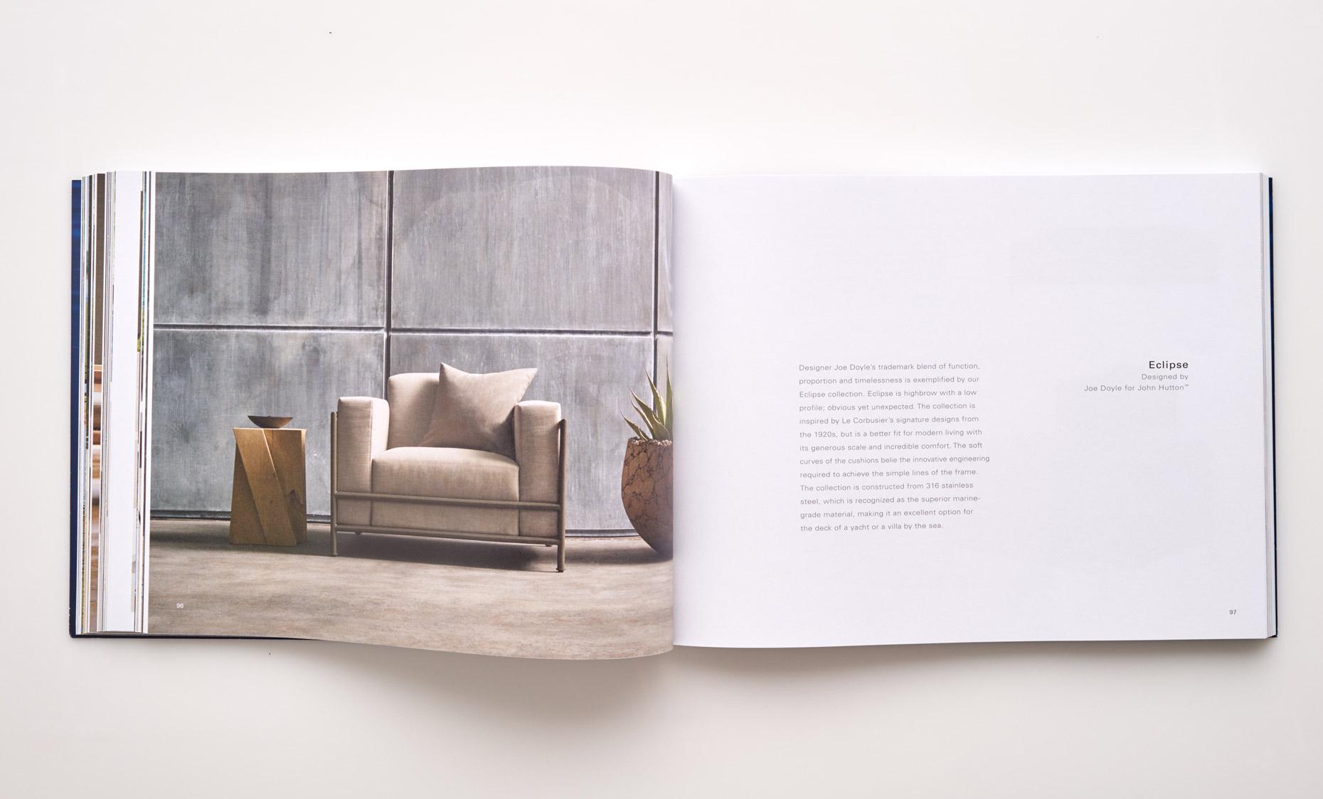 Stephen Karlisch Sutherland Furniture Eclipse Chair