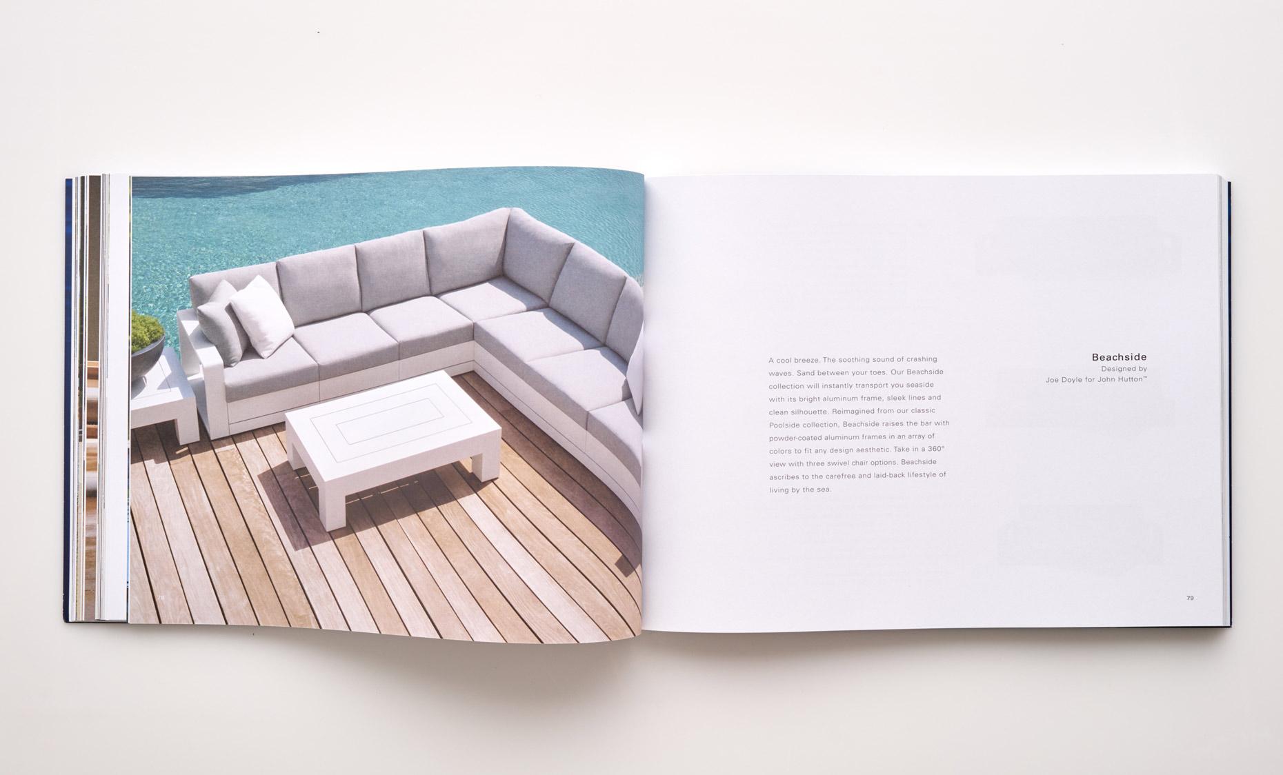 Stephen Karlisch Sutherland Furniture Beachside Collection