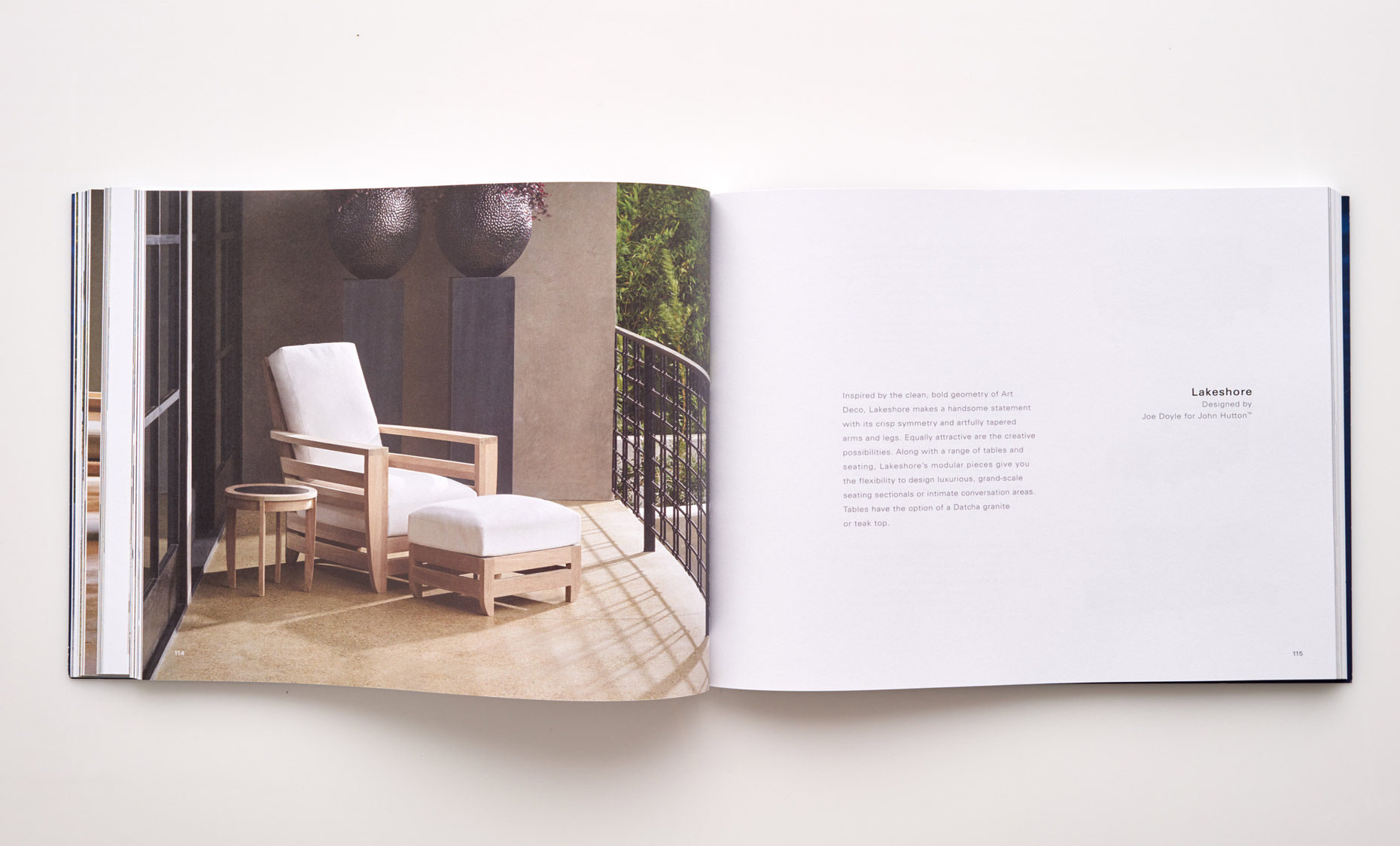 Stephen Karlisch Sutherland Furniture Lakeshore Lounge
