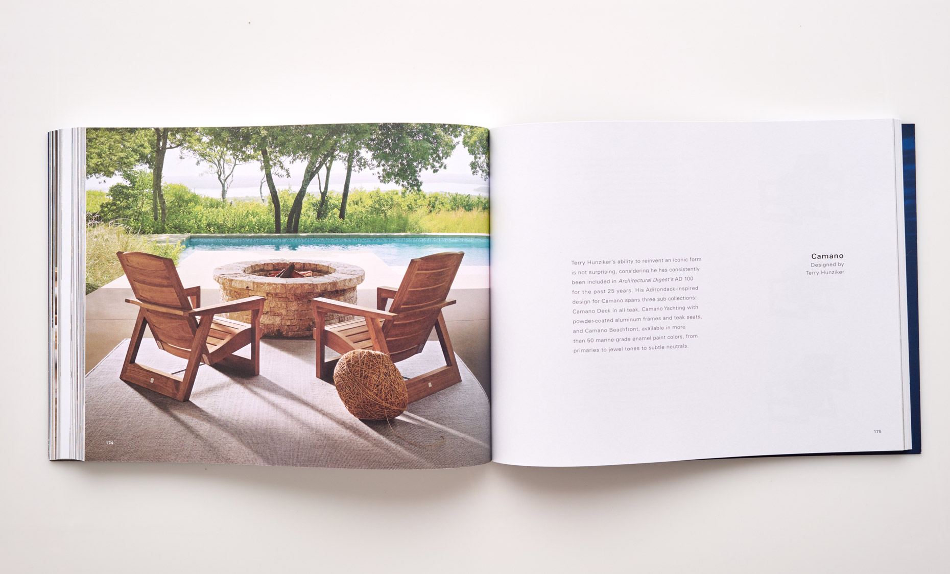 Stephen Karlisch Sutherland Furniture Camano Collection
