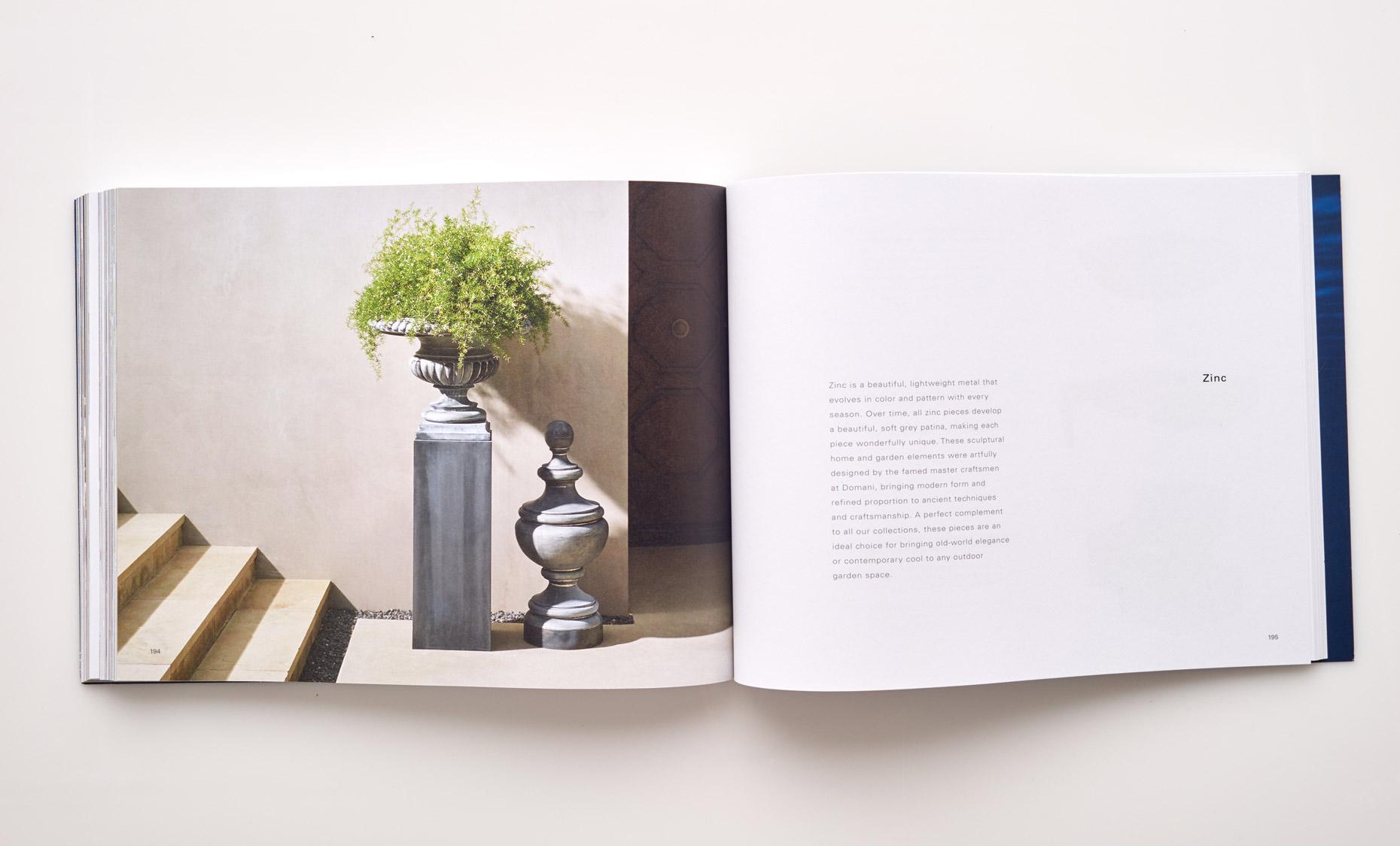 Stephen Karlisch Sutherland Furniture Zinc
