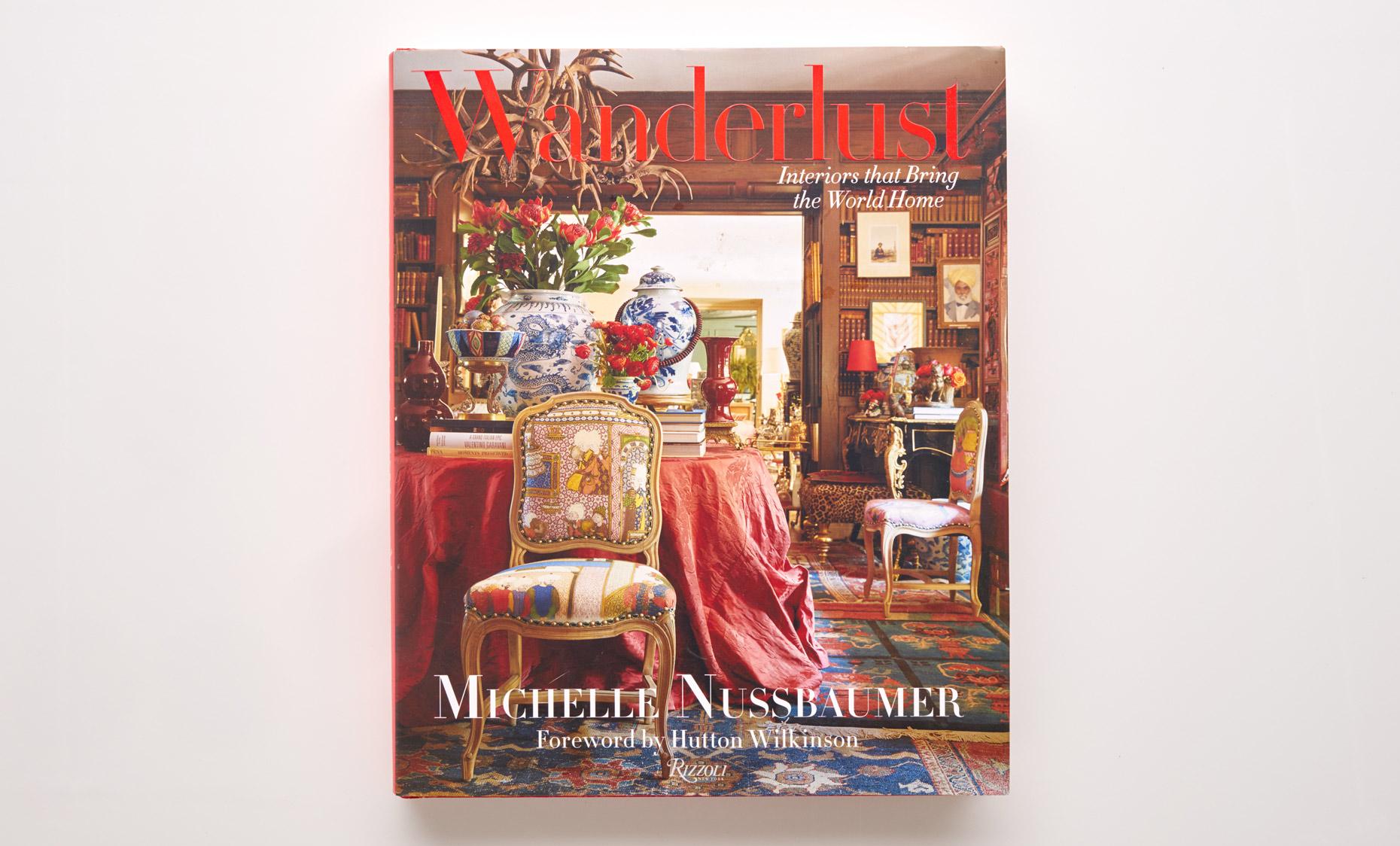 Stephen Karlisch Wanderlust Book Cover