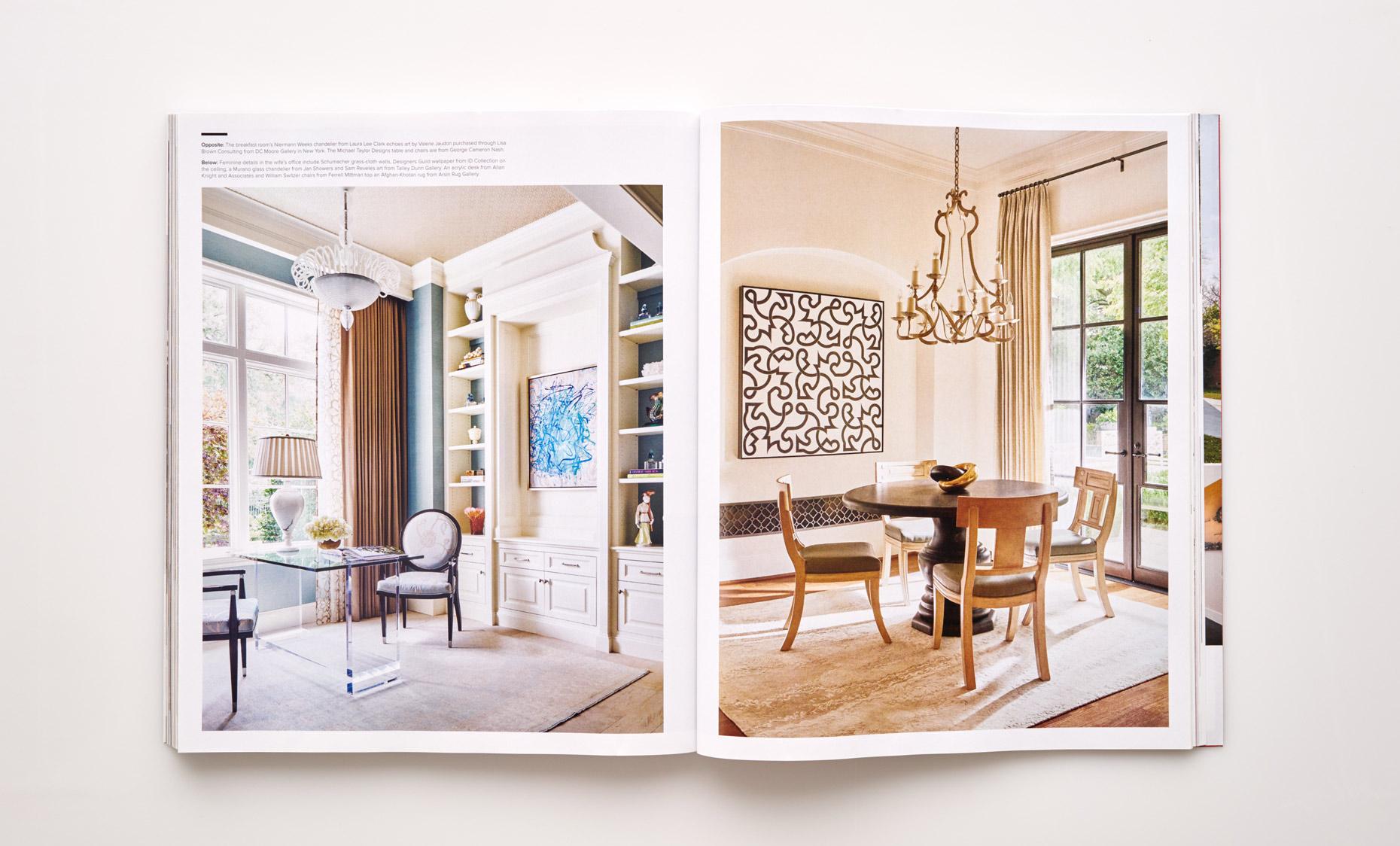Stephen Karlisch Luxe Elegant Expanse Interiors