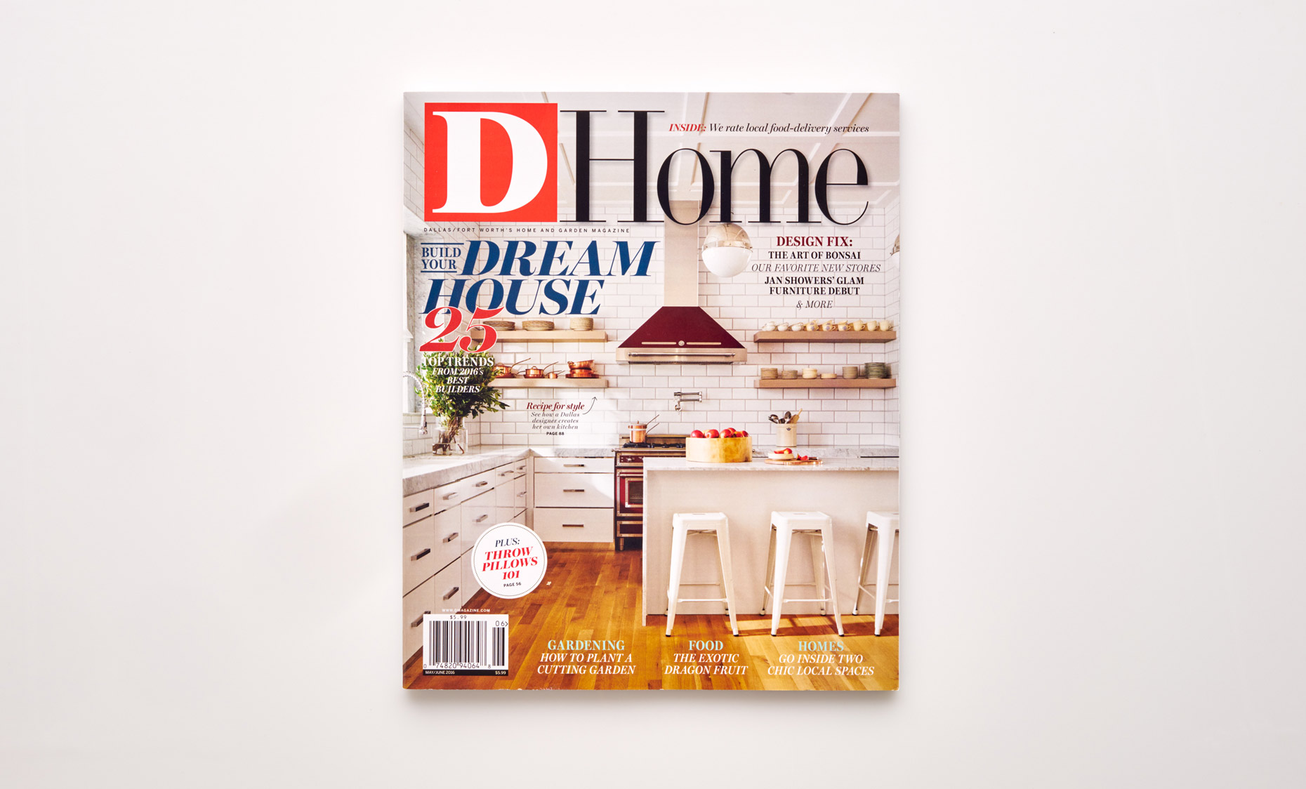 Stephen Karlisch D Home Dream House Magazine Cover