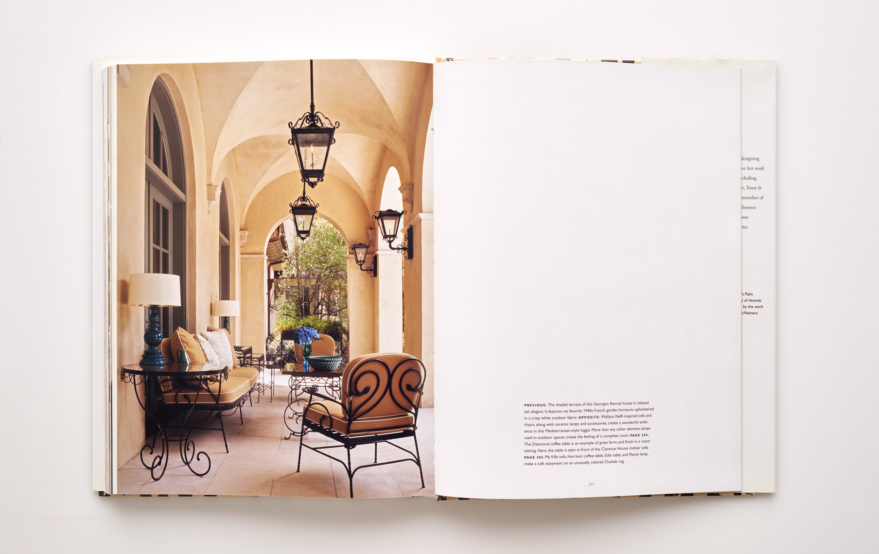 Stephen Karlisch Jan Showers Glamorous Rooms Loggia