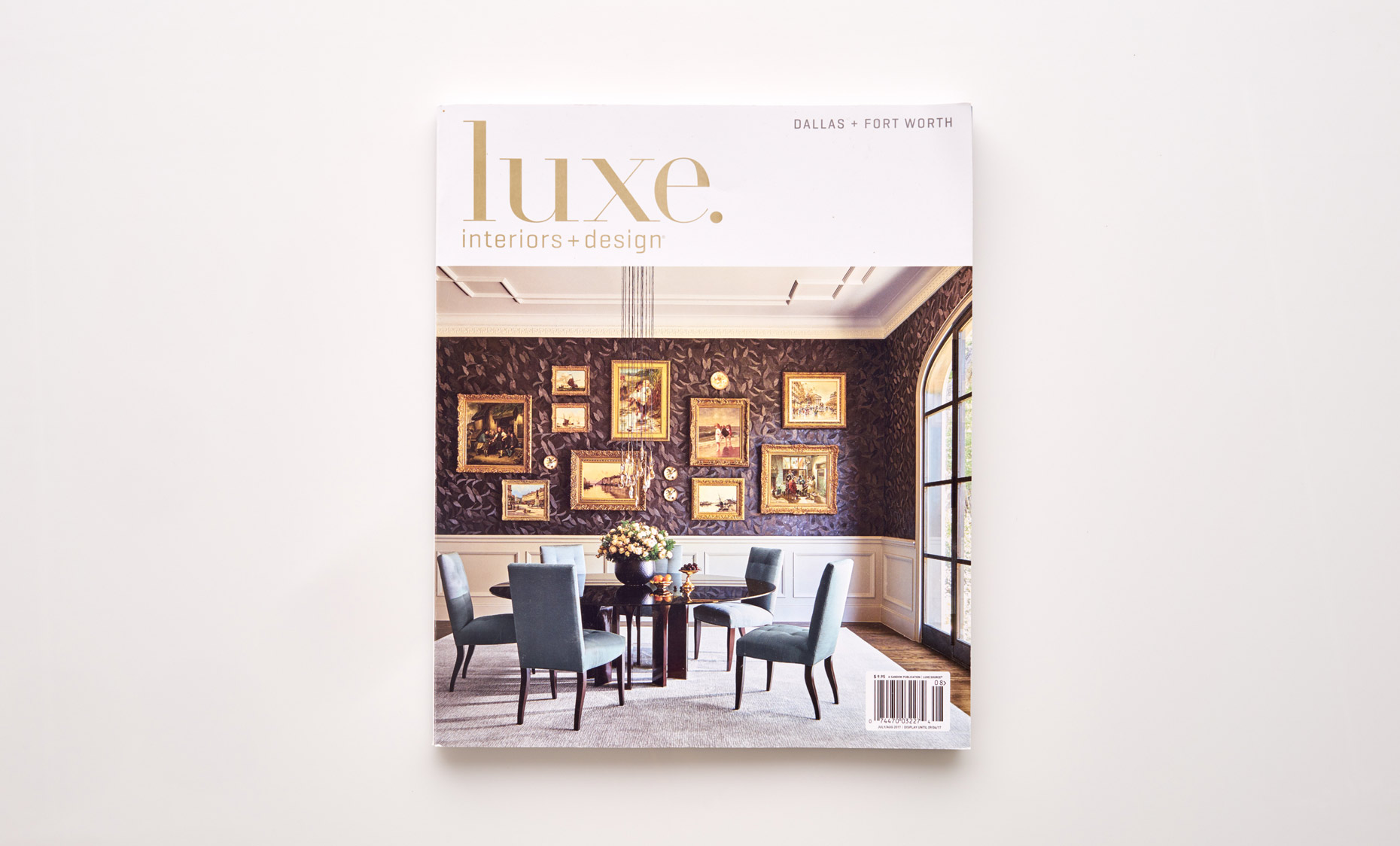 Stephen Karlisch Luxe Surface Interest Magazine Cover