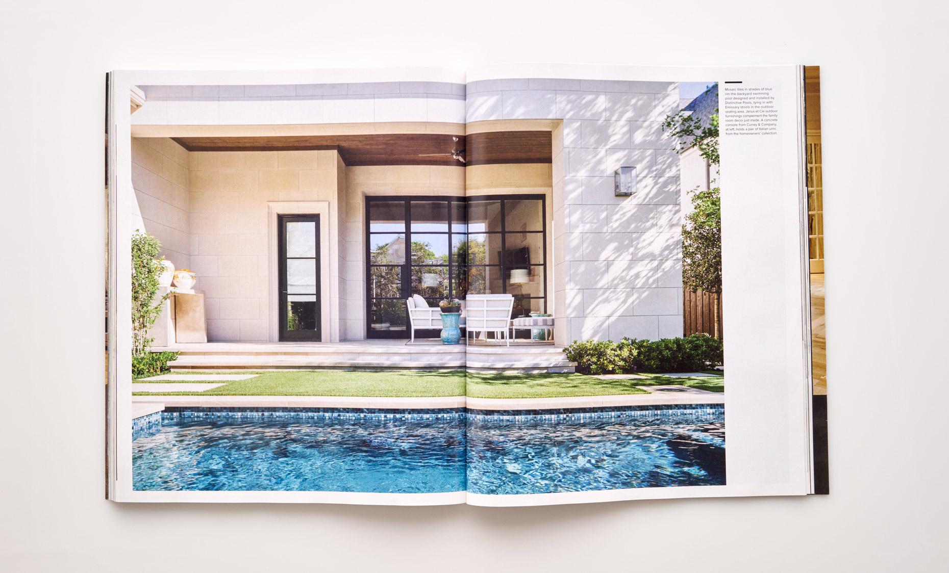 Stephen Karlisch Luxe Surface Interest Pool